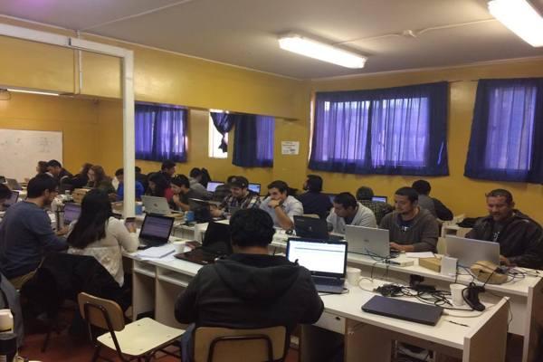 Informáticos de los Establecimientos Educacionales de la Provincia del Huasco  se certificaron en Administración y Seguridad en Internet.