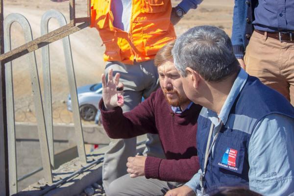 Municipio de Freirina logra condonacion de los pagos por agua contaminada para 552 familia