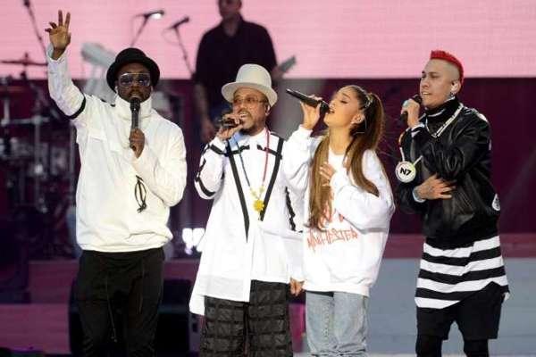 Concierto de Ariana Grande recaudó 12 mdd
