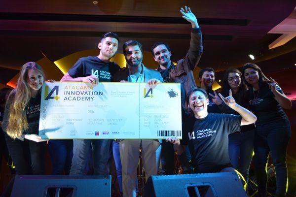 Jóvenes representaran a la región en encuentro internacional de emprendimiento e innovacion en Italia