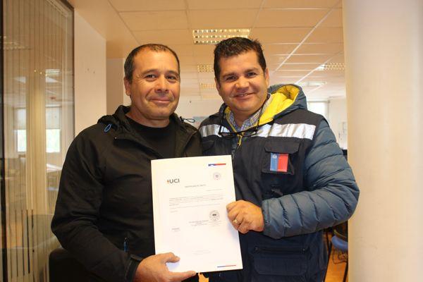 Carrera de mountaibike desafió mina san Jose obtiene reconocimiento internacional