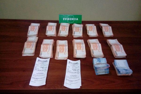 Dos mujeres fueron detenidas por el delito de estafa