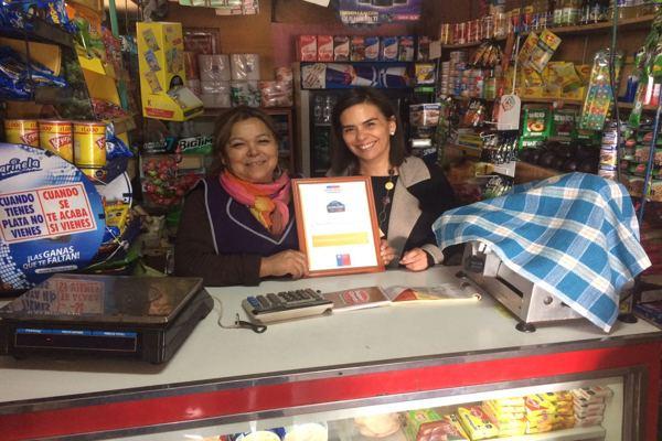 Almacenes de Caldera podrán comprar mercadería y renovar sus dependencias con apoyo del SERCOTEC