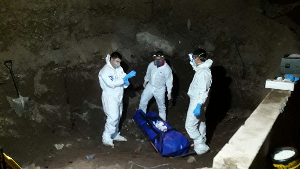 PDI confirma linea investigativa sobre posible hallazgo de victima de aluvión del 2015