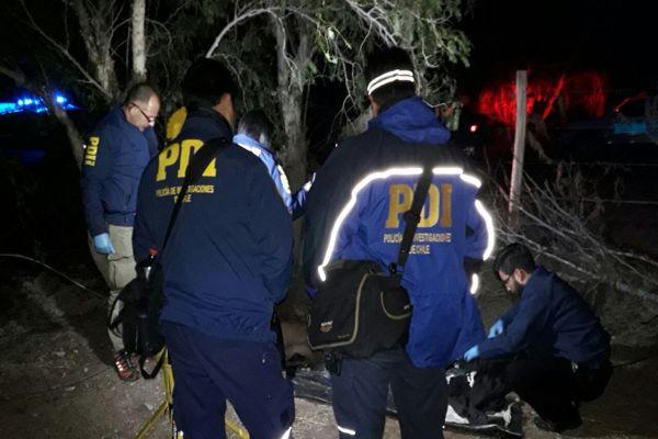 PDI de Copiapo investiga muerte por electrocucion en Tierra Amarilla