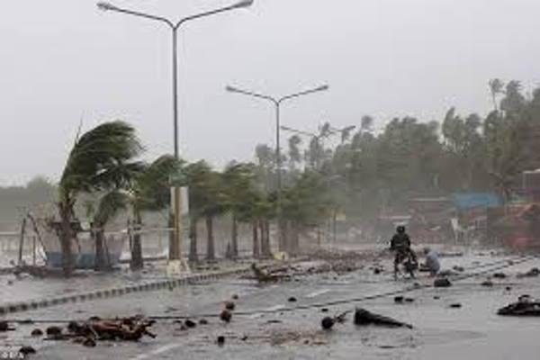 El tifón más dañino de la temporada deja al menos 12 muertos en China