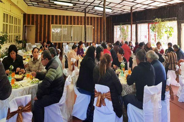 Los dirigentes sociales de Freirina son homenajeados por el municipio