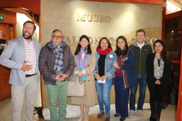 Se inaguran Dioramas para el museo Patológicamente en Caldera