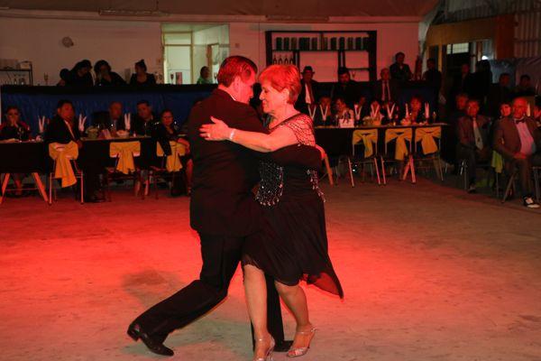Caldera se vistió de tango este fin de semana