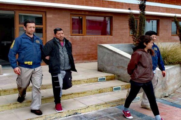 Detectives detienen a pareja de microtraficantes en población aeropuerto de Chañaral