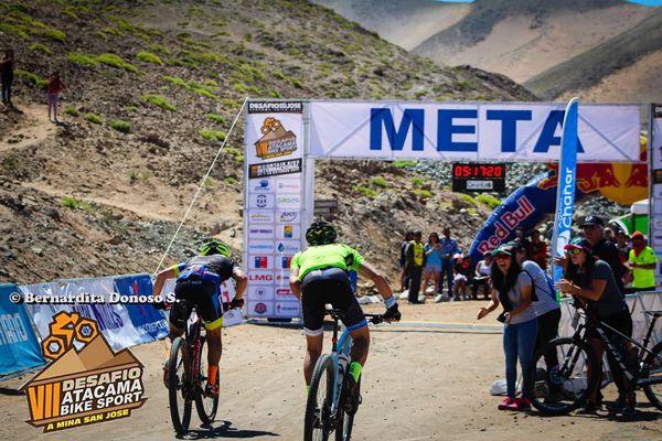 VII Desafío a Mina San José: La competencia de Mountain Bike se posiciona entre las mejores del norte de Chile