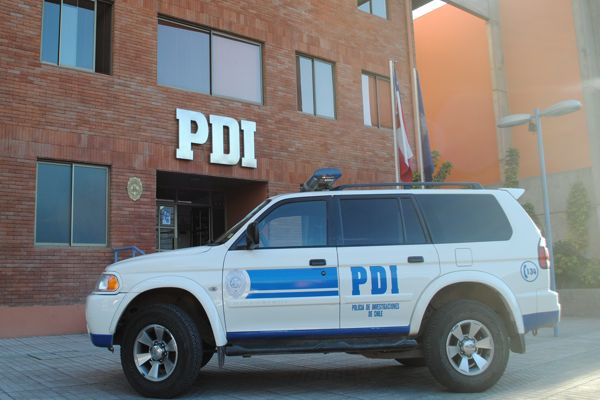 PDI detiene antisociales por robo con intimidación