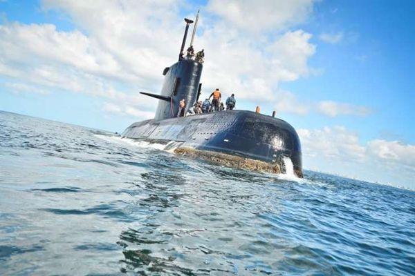 """Búsqueda del submarino: la Armada confirmó que hubo una explosión"""""""