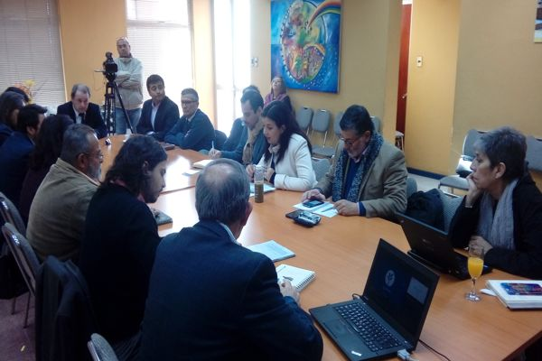 Provincia del Huasco suspende clases este viernes