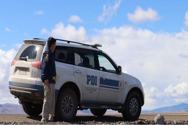 PDI realiza diligencias por Copiapino desaparecido en el cerro Capi