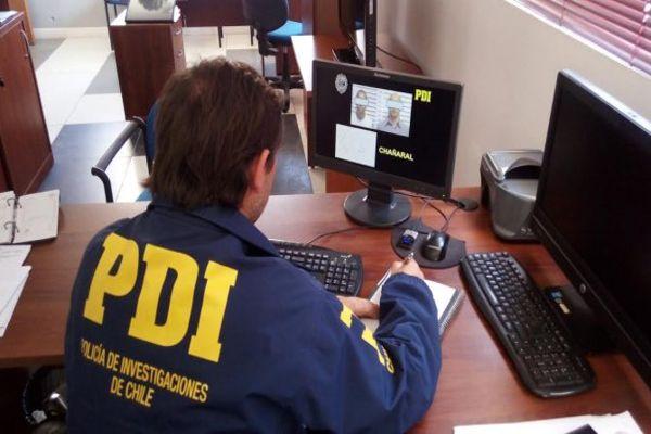 PDI denuncia  a tres extranjeros tras operativo en Chañaral