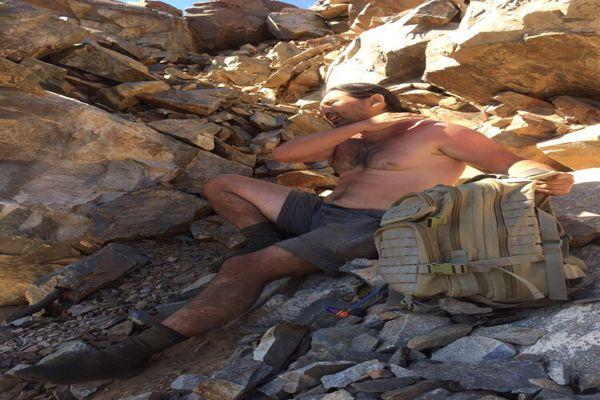 Carabineros fronterizo rescataron a ciudadano extraviado en cordillera de Alto del Carmen