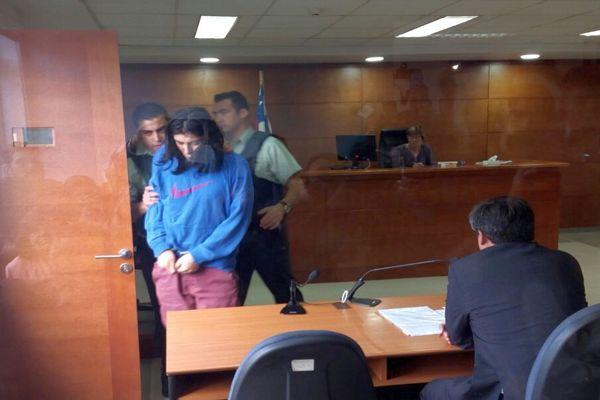 En prisión preventiva quedó imputado por crimen de niña de un año 11 meses
