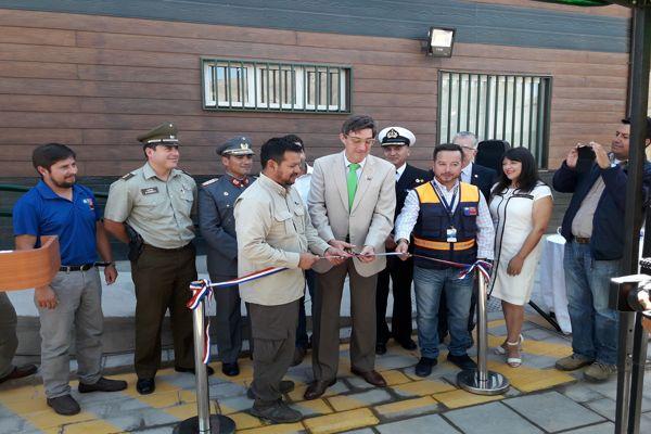 CONAF cuenta oficialmente con nuevas oficinas en la Región de Atacama