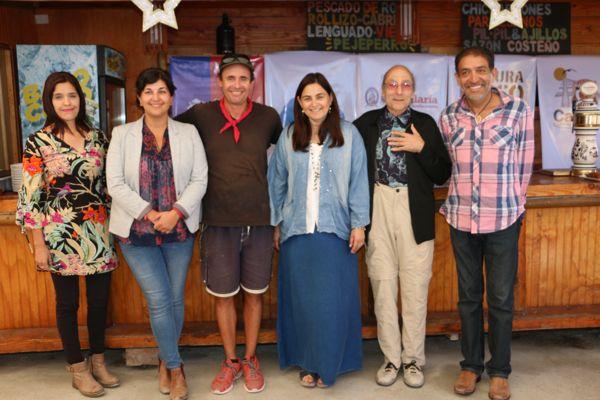 Lanzamiento del IV festival internacional de gastronomía Bahía Inglesa 2018