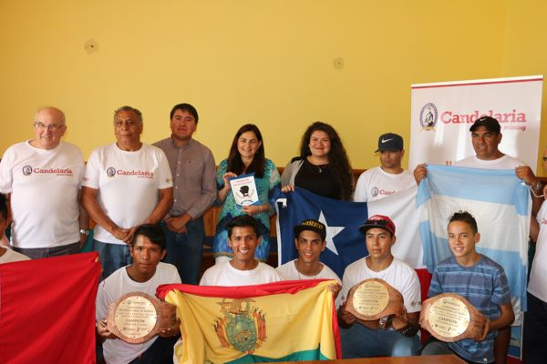 Box internacional en Caldera
