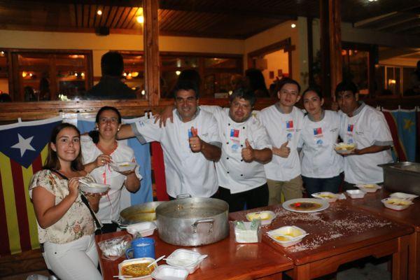 Lanzamiento festival gastronómico en Bahía Inglesa