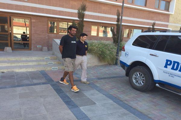 PDI detiene a sujeto que arrojo agua caliente sobre su conviviente en Chañaral