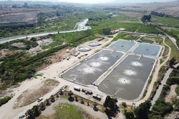 Aguas Chañar avanza en su plan de inversiones y obras comienzan a operar