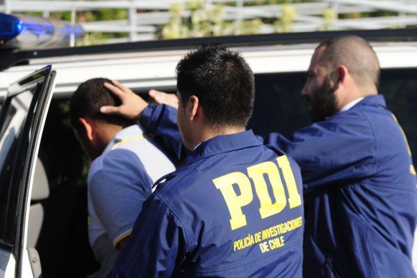 PDI detiene a sujeto por robo en lugar habitado