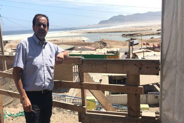 """Diputado Mulet (FRVS): """"El Estado ha abandonado a Chañaral"""""""