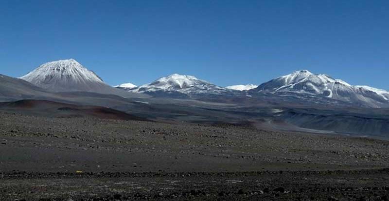 Alerta Temprana Preventiva para cuatro comunas de Atacama por viento moderado a fuerte en cordillera