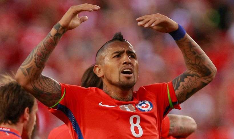 Arturo Vidal: «La Copa América que ganamos en Chile la defenderemos el 2019»