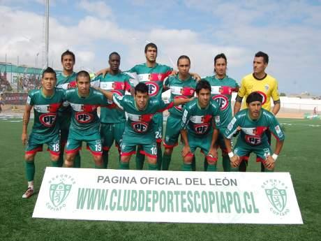 Deportes Copiapó hará pruebas para el fútbol joven