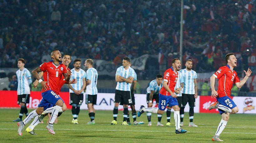 Partido entre Chile y Argentina tendrá posibilidad de alargue y cuarto cambio en tiempo extra