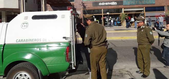 Sujeto golpeó y violentó sexualmente a su pareja en Copiapó.