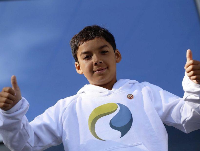 Niño de Huasco viajará como embajador de Chile a los Juegos Olímpicos