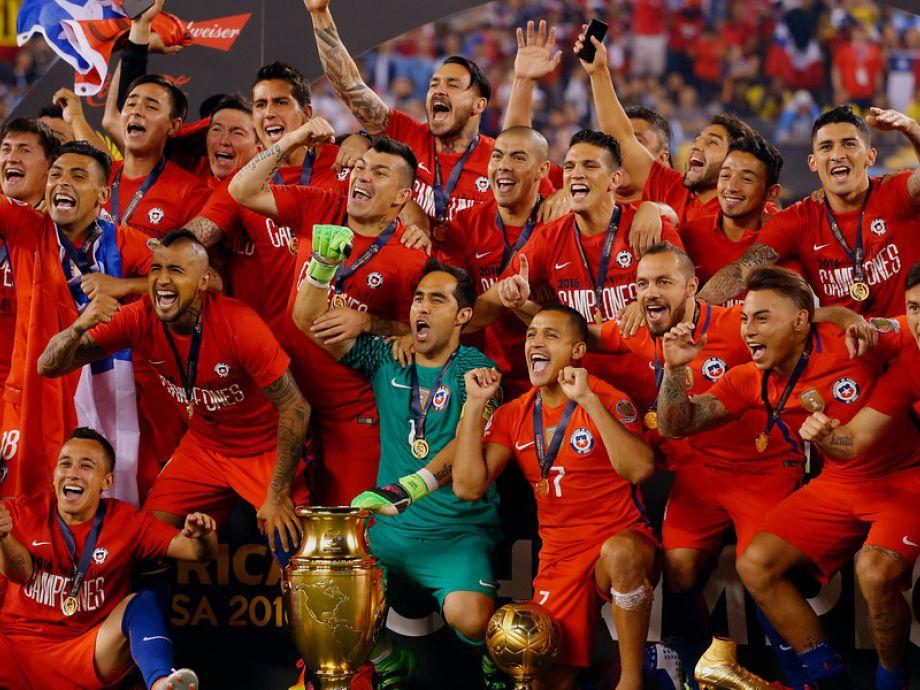 La Roja celebrará la Copa Centenario en el Estadio Nacional