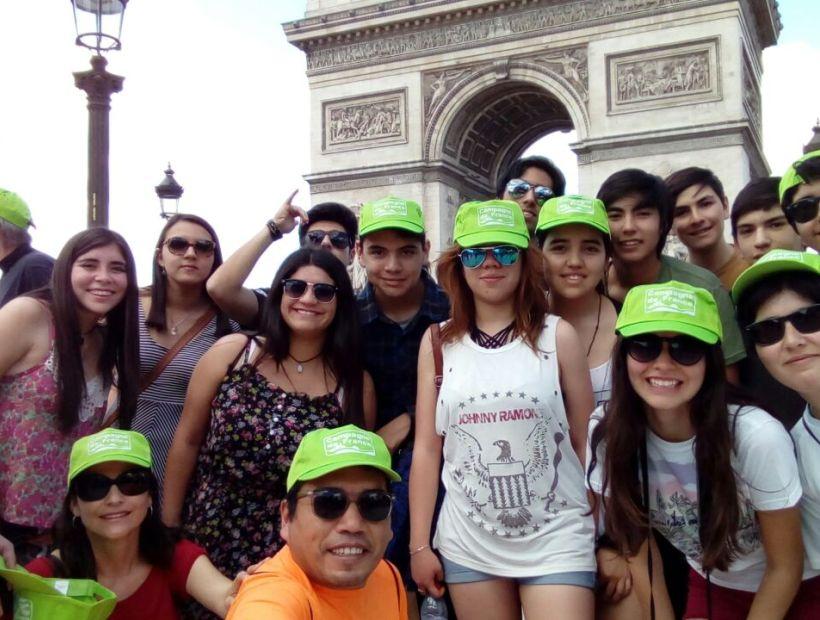 Atacameños ya están en Europa para la XXXI Jornada Mundial de la Juventud