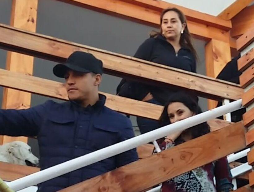Llegada de Alexis Sánchez causó sorpresa en Caldera