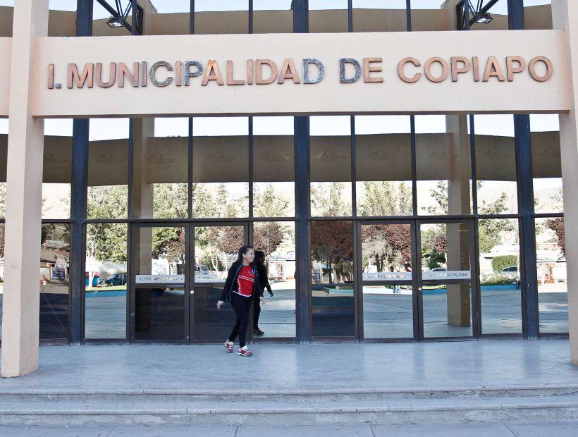 Detienen a tres personas por robo en el municipio de Copiapó