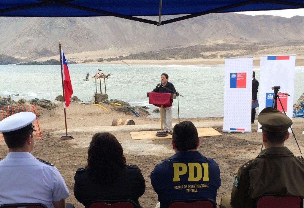 Intendente Vargas: Estamos dando pasos históricos en la Caleta de Pan de Azúcar