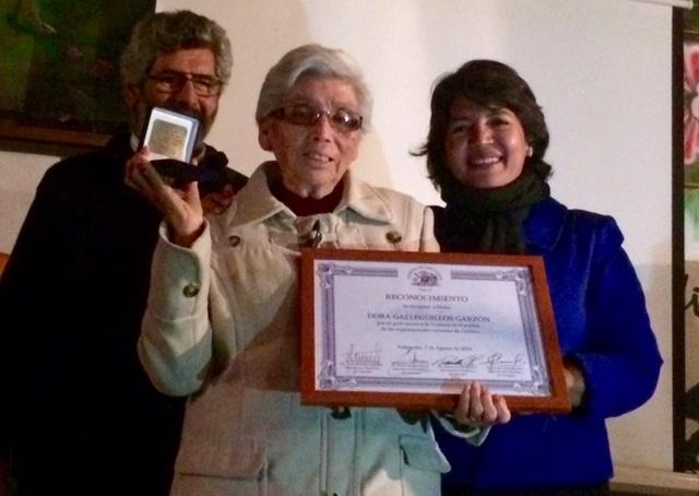 Nueva Mayoría conmemoró Día del Dirigente Social en Caldera