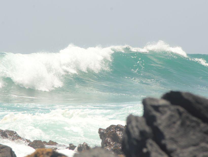 Onemi decretó Alerta Temprana Preventiva por marejadas en la región