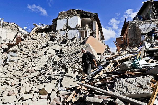Embajador en Italia descartó que existan familias chilenas afectadas por el terremoto