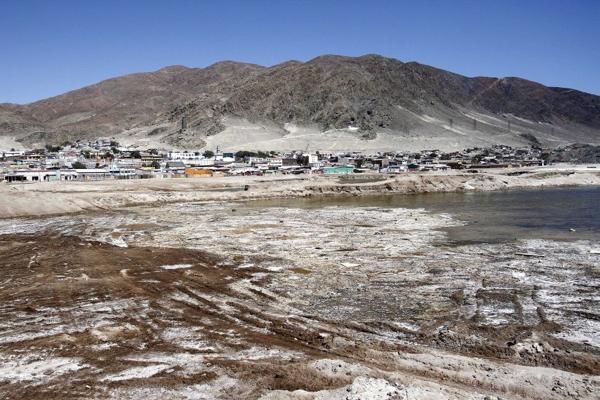 Limpieza en Chañaral finalizaría en los próximos 15 días