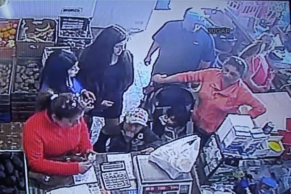 Roban un millón de pesos recaudado en caja vecina en supermercado de Chañaral