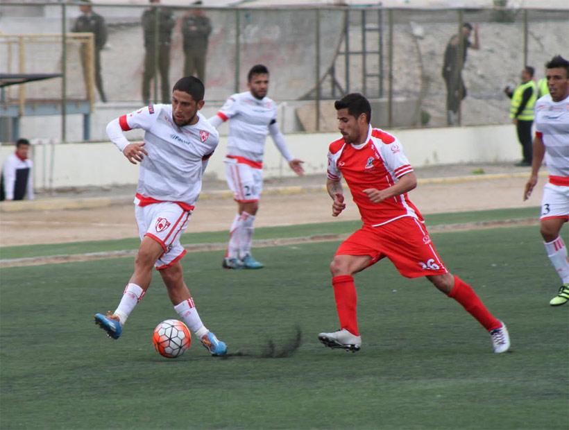 Deportes Copiapó volvió al triunfo al vencer 3-0 a La Calera en «Estadio la Caldera»