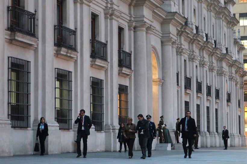 Líderes de la Nueva Mayoría coinciden en la necesidad de hacer cambio de gabinete