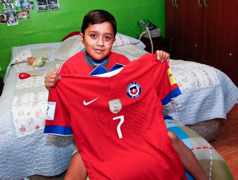 Esta tarde será el funeral del pequeño Guillermo Salinas