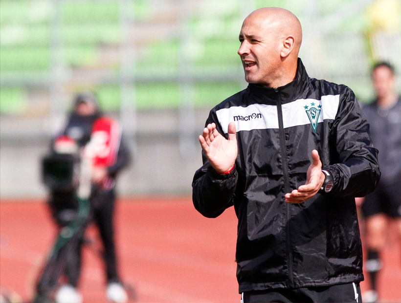 DT del Wanderers puntero: «El lugar es mérito nuestro»